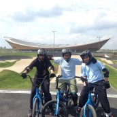 Tawhid Students Go BMX'ing In VeloPark