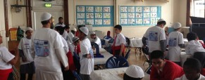 Tawhid Hosts Lunchtime Games Club Session At Northwold Primary School