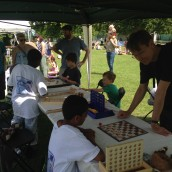 Games Club Goes To Clissold Park For 125th Anniversary Festival