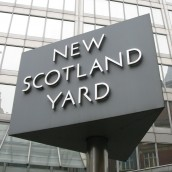 Pupils Visit Scotland Yard