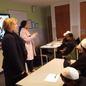 Road Safety Workshop Held for Year 7 at Tawhid