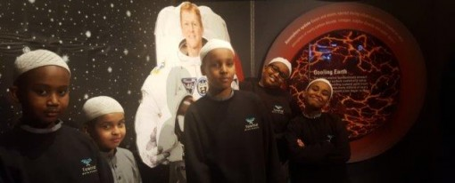 Year 7 Visit National History Museum