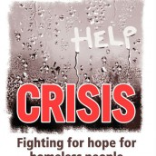 Crisis UK Fundraising Appeal
