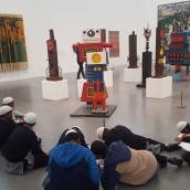 Year 7 Trip to Tate Modern