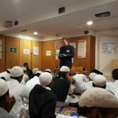 Priest Visits Tawhid