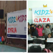 Kidz 4 Kidz Fundraising Project at Tawhid