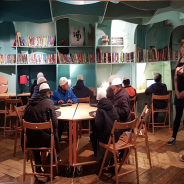 My trip review – HACKNEY PIRATES ENGLISH WORKSHOP