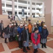Y7 Pupils visit the British Library!