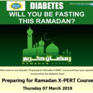 X-PERT 'preparing for Ramadan' diabetes course